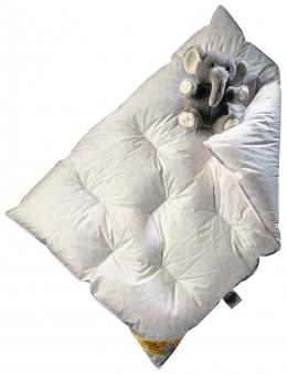 Детские пуховые одеяла 100х135