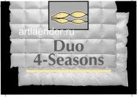 """Кассетное пуховое одеяло """"Duo 4 seasons"""""""