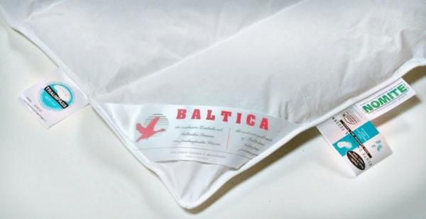 """Пуховое одеяло для новорожденного """"Baltica DUO 4 season"""""""