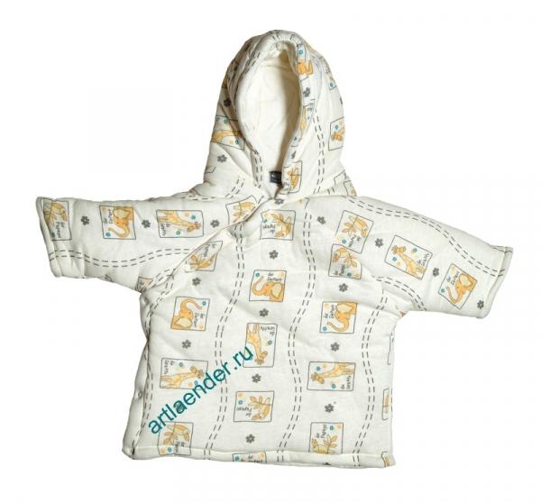 """Детская курточка с капюшоном для спального мешка""""BabySafe Dreamy """""""
