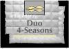 """Пуховое кассетное одеяло """"Duo 4 Seasons"""""""