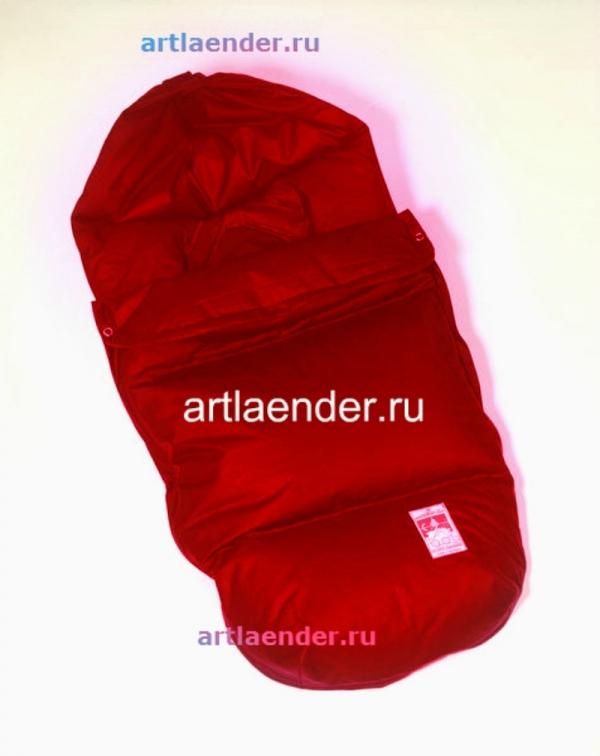 """Спальный пуховый мешок для новорожденного"""" Baby-autoschalen"""""""